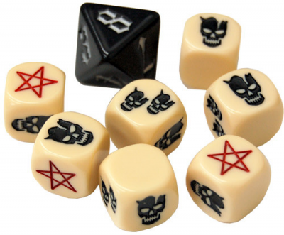 Sorcerer: Dice Set