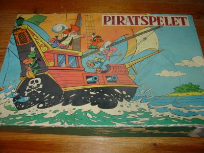 Piratspelet
