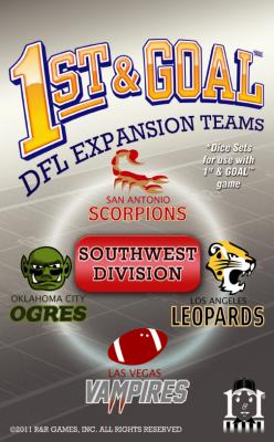 1st & Goal: Southwest Division