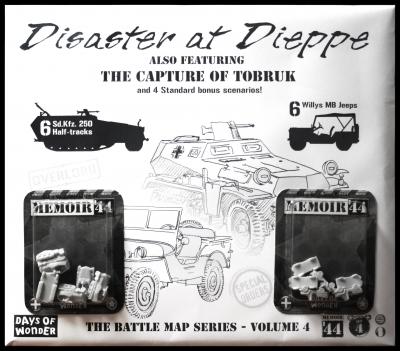 Memoir '44: Disaster at Dieppe