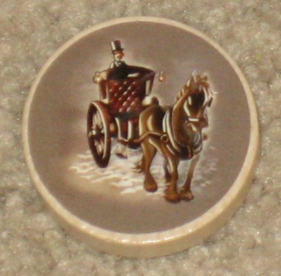 Mr. Jack: The Carriage