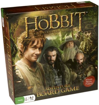 The Hobbit: An Unexpected Journey – Adventure Board Game