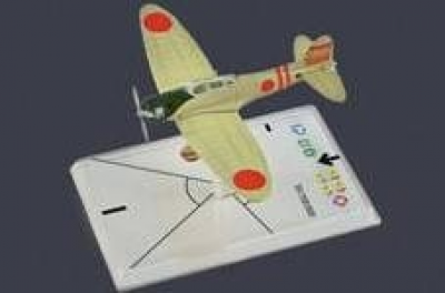 Wings of War: WW2 Airplane Pack - Aichi D3A1 Val (Makino/Sikida)