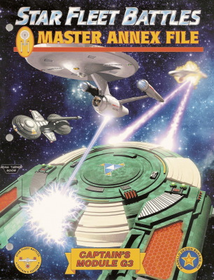 Star Fleet Battles: Module G3 – Master Annex File