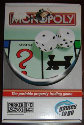 Monopoly: Travel-Box