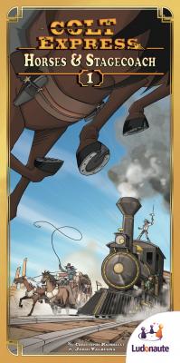 Colt Express: Postkutche & Pferde