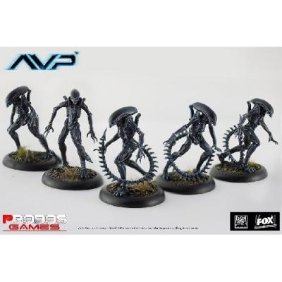 Alien vs Predator: Alien Infant Warriors