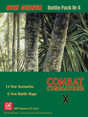 Combat Commander: Battle Pack #4 - New Guinea