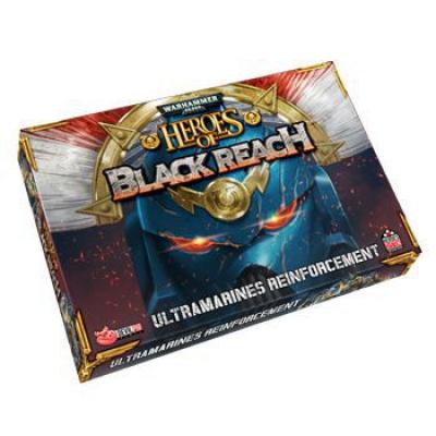 Warhammer 40,000: Heroes of Black Reach – Ultramarines Reinforcement