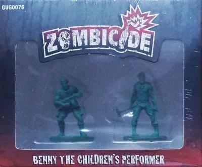 Zombicide Survivor: Benny