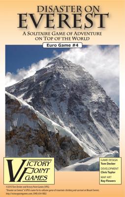 Disaster on Everest