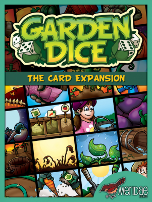 Garden Dice: The Card Expansion