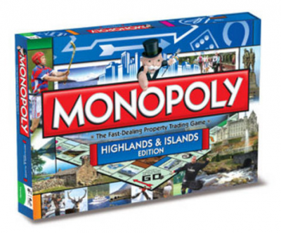 Monopoly: Highlands & Islands Edition