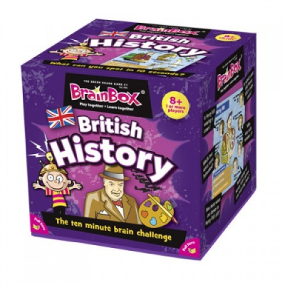 BrainBox: British History