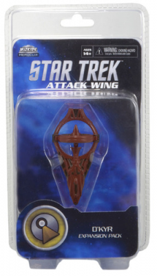 Star Trek: Attack Wing – D'Kyr Expansion Pack
