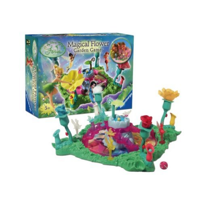 Disney Fairies: Magical Flower Garden Game