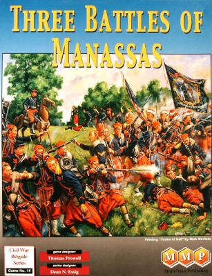 Three Battles of Manassas
