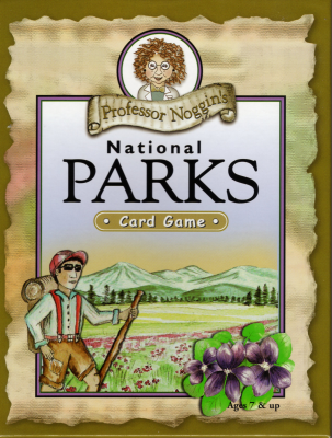 Professor Noggin's National Parks