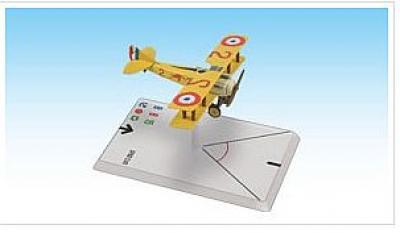 Wings of Glory: WW1 Airplane Pack - SPAD S.VII (Guynemer)