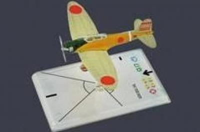 Wings of War: WW2 Airplane Pack - Aichi D3A1 Val (Takahashi/Kozum)