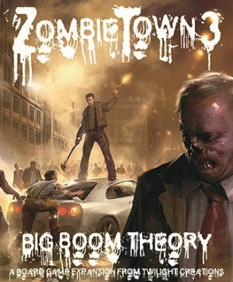 ZombieTown 3: Big Boom Theory