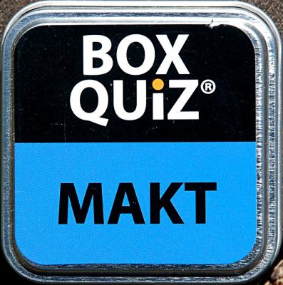 Box Quiz: Magt