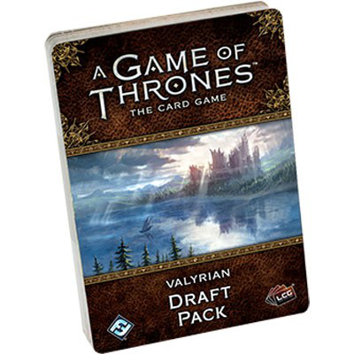 A Game of Thrones: The Card Game (Second edition) – Valyrian Draft Pack