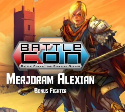 BattleCON:  Merjoram Alexian Crown Princess of Jeffreys