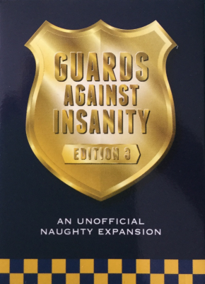 Guards Against Insanity: Edition 3