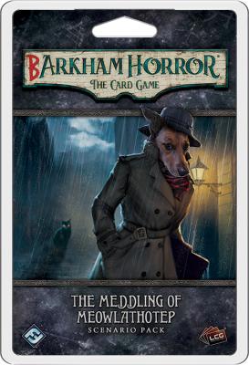 Barkham Horror: The Card Game – The Meddling of Meowlathotep