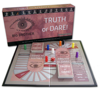 Big Brother Truth or Dare