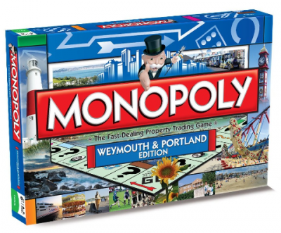 Monopoly - Weymouth and Portland