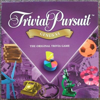 Trivial Pursuit: Genus VI