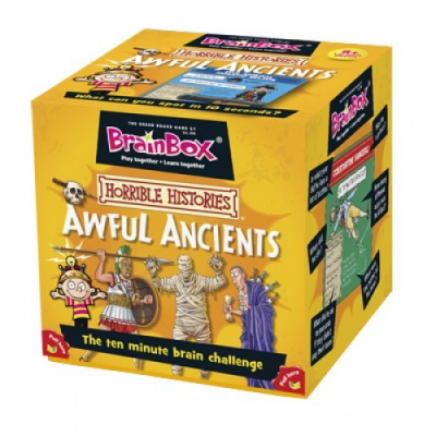 BrainBox: Awful Ancients