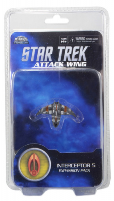Star Trek: Attack Wing – Interceptor Five Expansion Pack