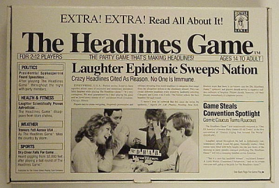 The Headlines Game