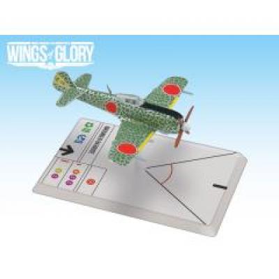 Wings of Glory: WW2 Airplane Pack - Nakajima Ki-84 Hayate (52 Sentai)
