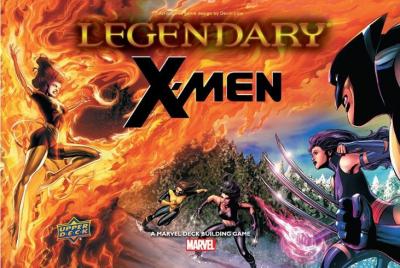 Legendary: A Marvel Deck Building Game – X-Men