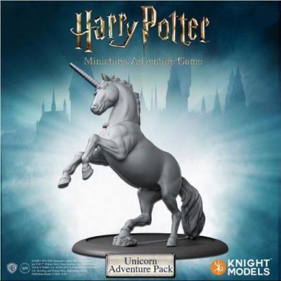 Harry Potter Miniatures Adventure Game: Unicorn Adventure Pack