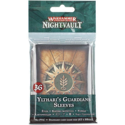 Warhammer Underworlds: Nightvault - Ylthari's Guardians Sleeves