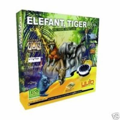 Yvio: Elefant, Tiger & Co.