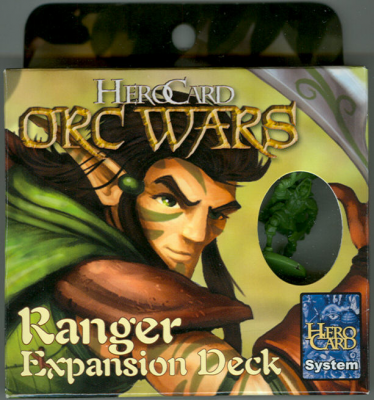 HeroCard Orc Wars Ranger Expansion Deck