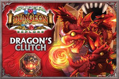 Super Dungeon Explore: Dragon's Clutch