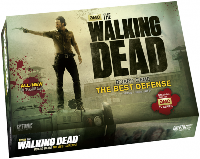 The Walking Dead Board Game: The Best Defense