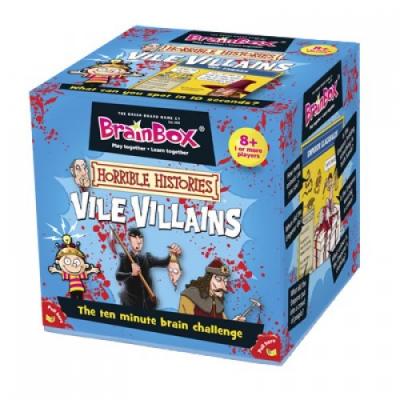 BrainBox: Vile Villains