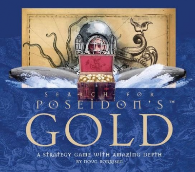 Search for Poseidon's Gold