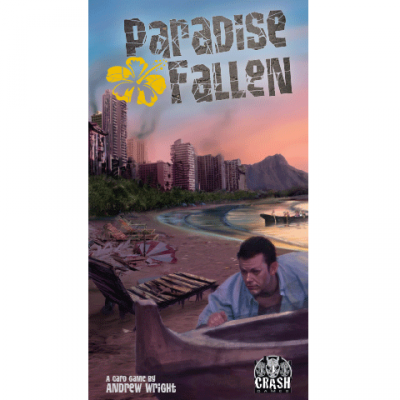 Paradise Fallen: The Card Game