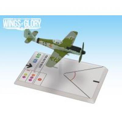 Wings of Glory: WW2 Airplane Pack - Focke-Wulf FW-190 D-9 (7./JG 26 Luftwaffe)