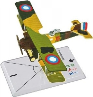 Wings of War: WW1 Airplane Pack - Breguet BR.14 B2 (96th Squadron)