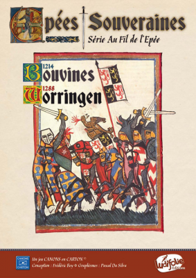 Swords of Sovereignty: Bouvines 1214 – Worringen 1288